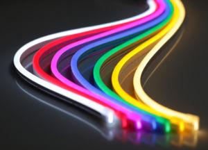 Colores del Neon Led