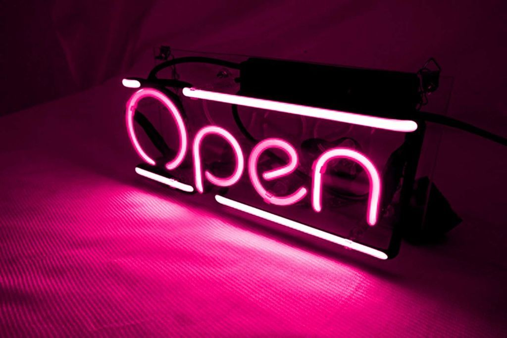 How to build a poster with Neon Led Flexible step by step from scratch